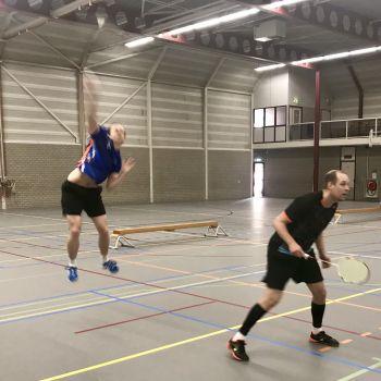 Trainingszondag senioren competitiespelers