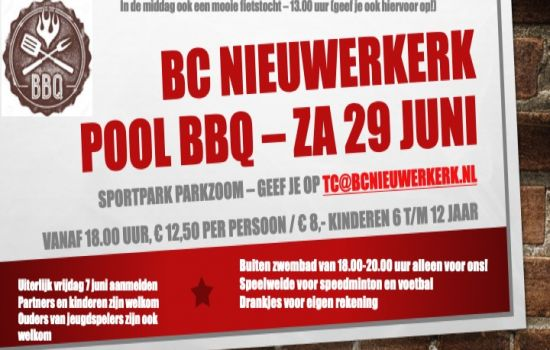 BCN Pool BBQ