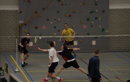 Start seizoen senioren competitiespelers en recreanten