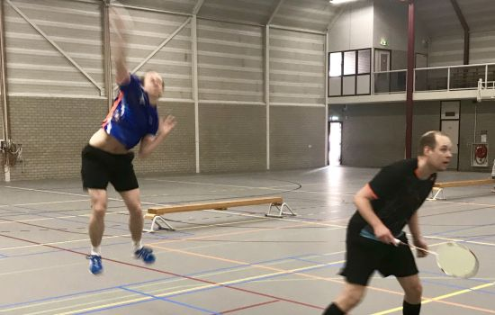 Trainingszondag senioren competitiespelers 1