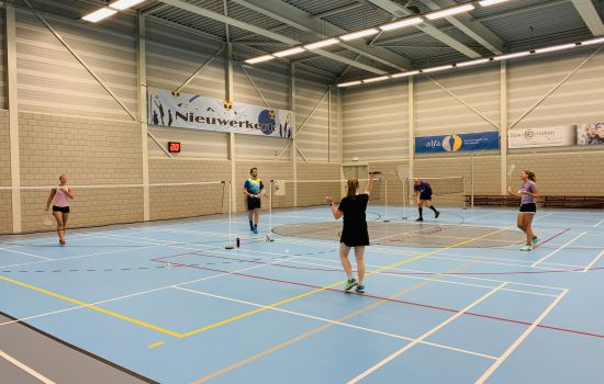 Start seizoen recreanten 1