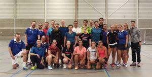 BCN Trainingszondag 2 september 2018 groepsfoto