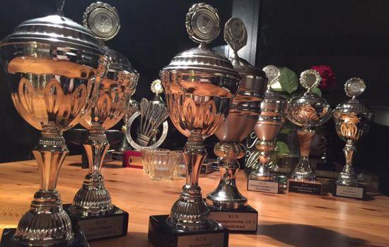 Bekers BCN clubkampioenschappen zijn klaar!