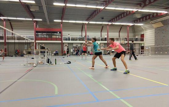 BC Nieuwerkerk 1 slaat grote slag - speelweek 5