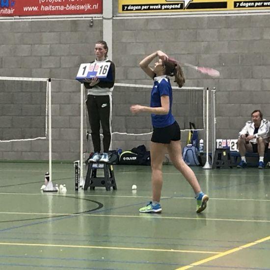 BC Nieuwerkerk team 1 sluit leerzaam jaar af