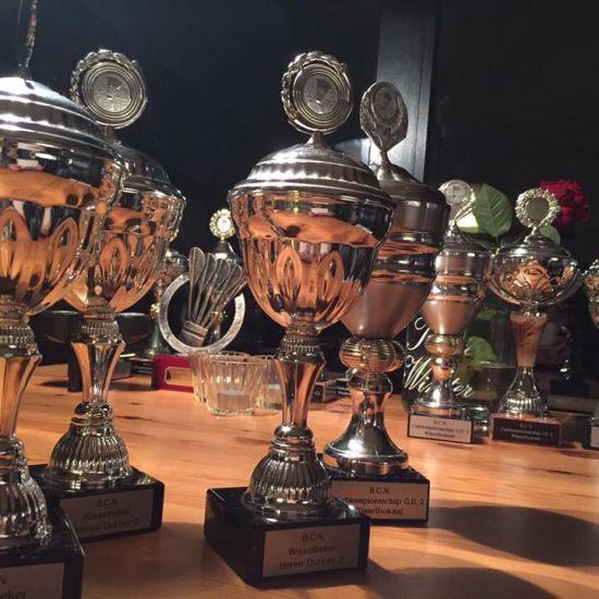 Bekers BCN clubkampioenschappen zijn klaar! 1