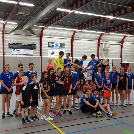 Foto's Jeugd Clubkampioenschappen 2018