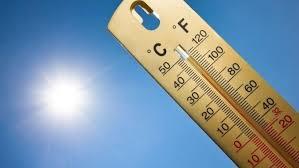 Zomerbadminton afgelastig i.v.m de warmte 1