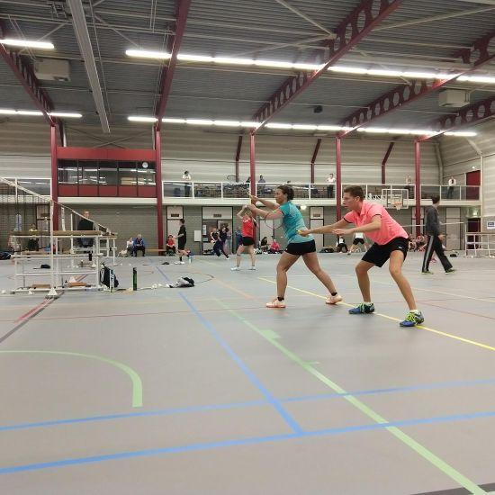 BC Nieuwerkerk 1 slaat grote slag - speelweek 5 1