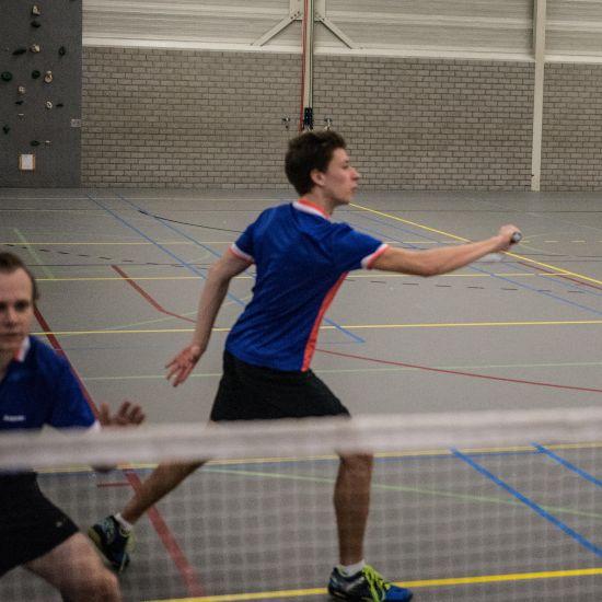 BC Nieuwerkerk delft het onderspit tegen koploper Conquesto