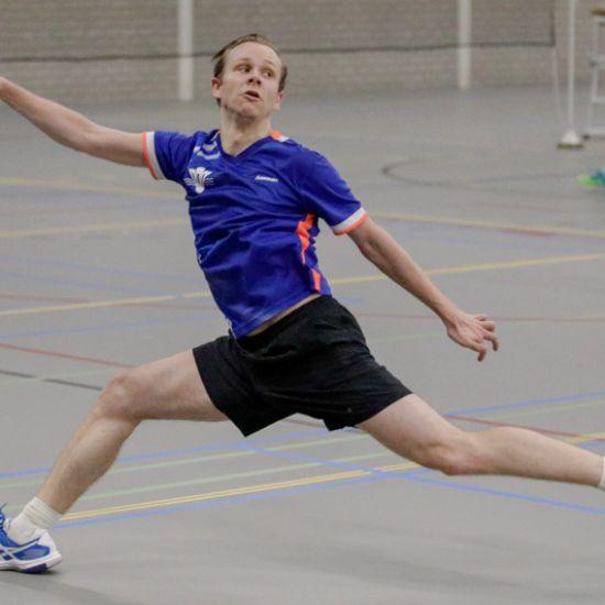 Stefan Broeren voor de 10e keer clubkampioen