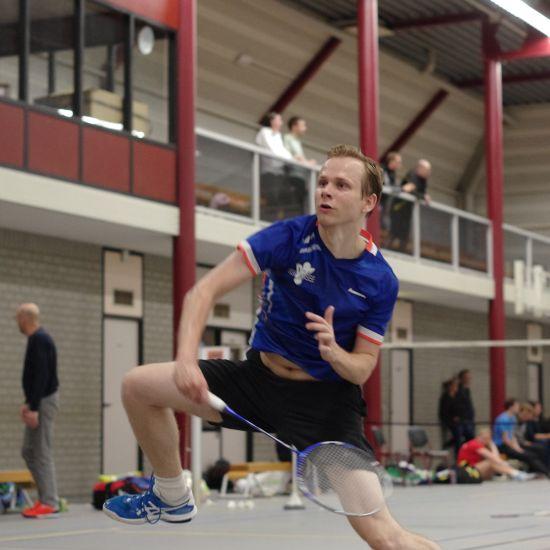 Stefan Broeren wint BCN Open Toernooi 1