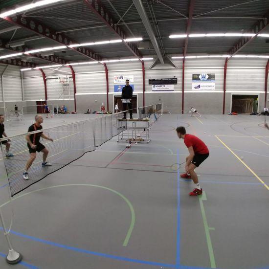 BC Nieuwerkerk behaalt ruime thuiszege. 1