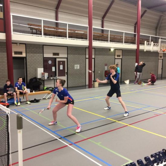 De jeugdcompetitie is van start! 1