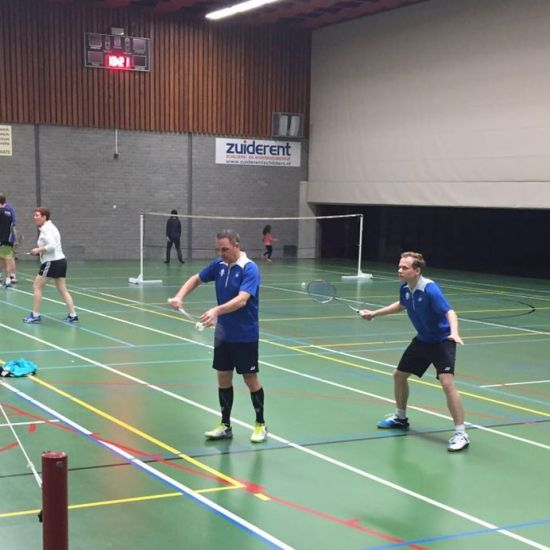 Competitie verslagen teams 1 tot 5 1