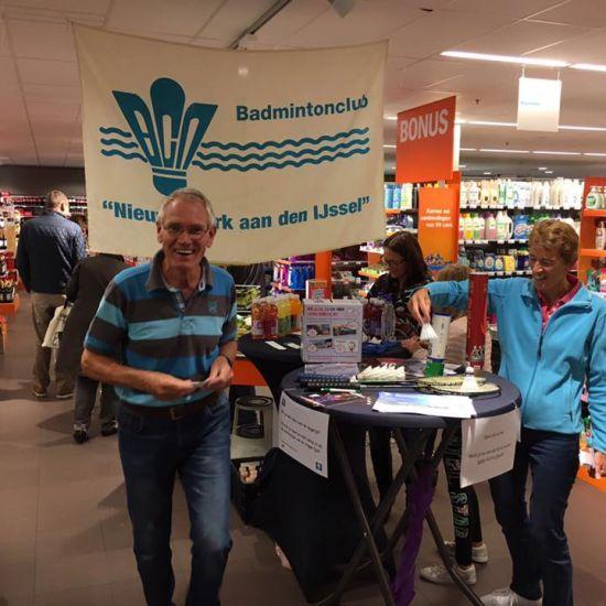 BCN promotiestand in de AlH Reigerhof! 1