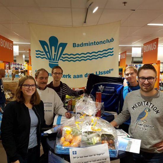 BCN promotiestand in de AlH Reigerhof! 2